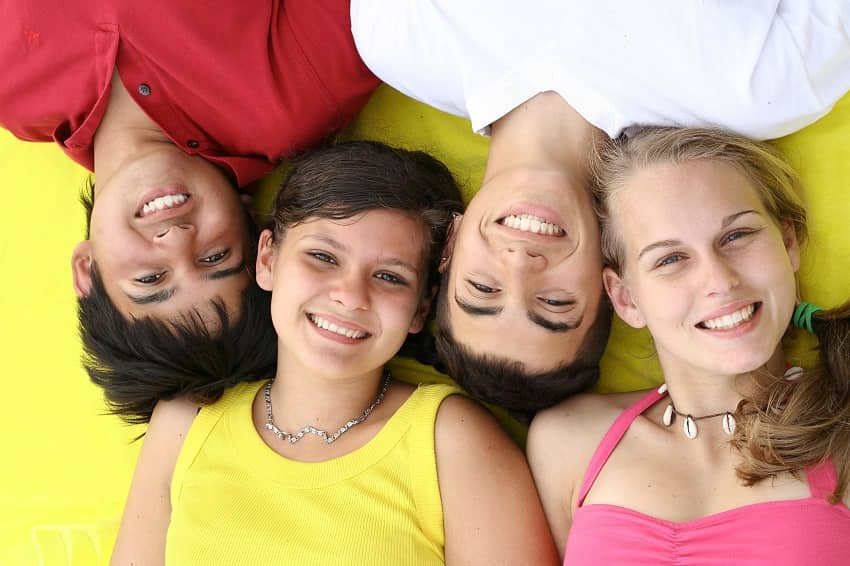 Cuidado dental adolescentes