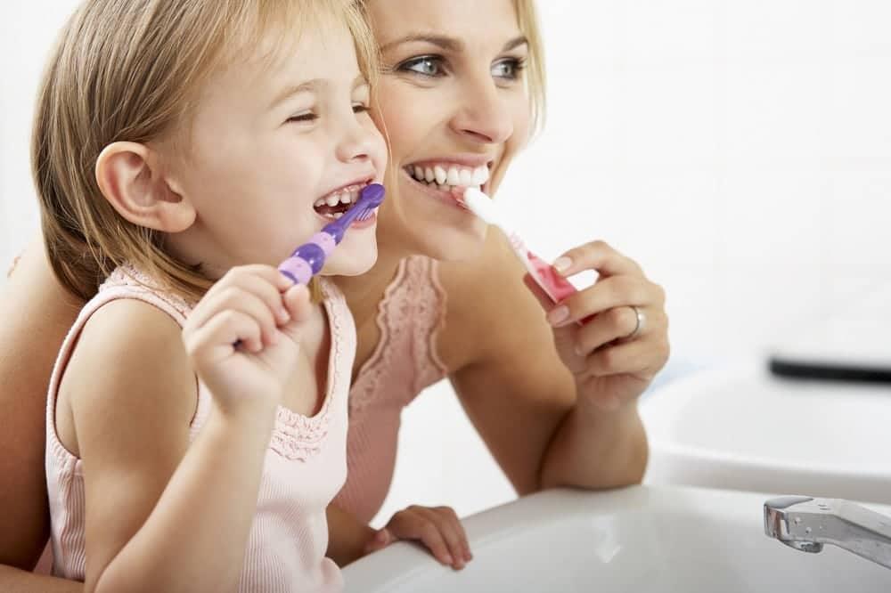La higiene bucodental en la infancia